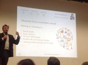 Wim speecht
